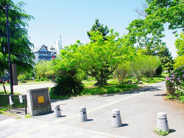 田井庄池公園の画像
