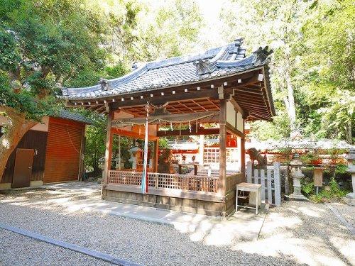 狭岡神社の画像