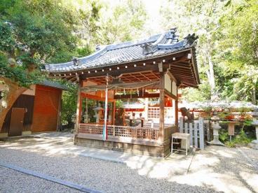 狭岡神社の画像1