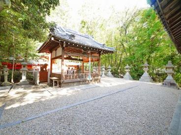 狭岡神社の画像2
