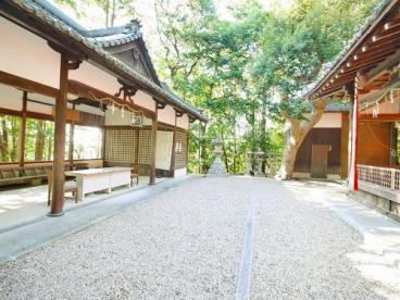 狭岡神社の画像3