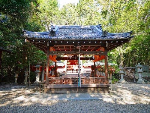 金山神社(狭岡神社)の画像