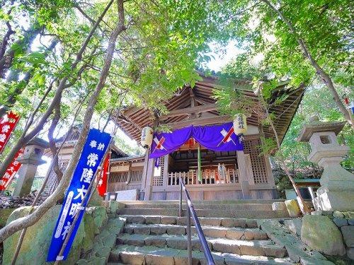 常陸神社の画像