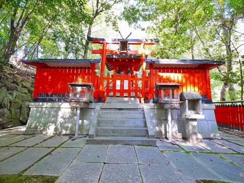 八峰神社の画像