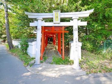 黒髪山稲荷神社の画像1