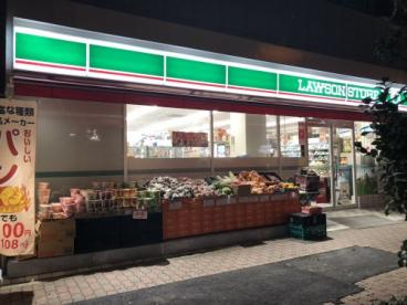 ローソンストア100 千川駅前店の画像1