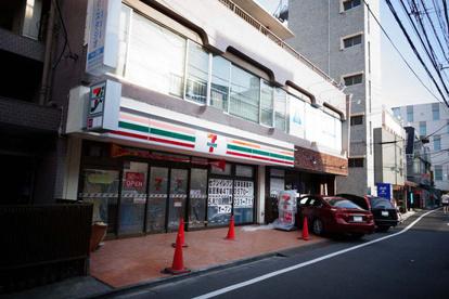 セブンイレブン 新宿高田馬場4丁目南店の画像1