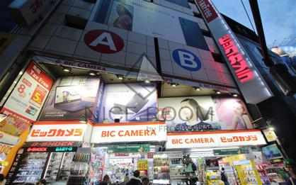 ビックカメラ 渋谷ハチ公口店の画像1