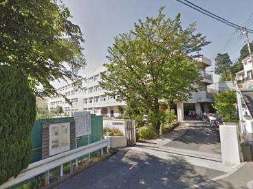 横浜市立篠原中学校の画像1