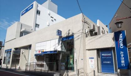 みずほ銀行中井支店の画像1