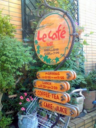 Le cafeの画像