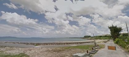 具志川ビーチの画像1