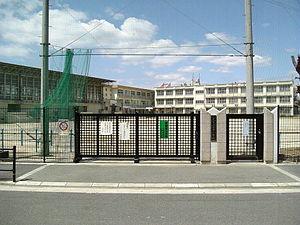 八尾市立安中小学校の画像1