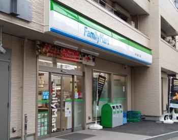ファミリーマート 市川八幡二丁目店の画像1