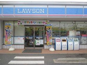 ローソン 原木インター店の画像1