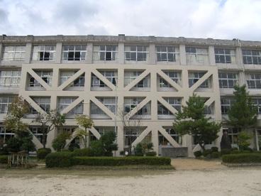 大津市立田上中学校の画像1