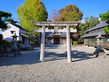 春日神社(三昧田町)の画像1