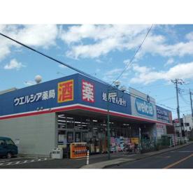 ウエルシア薬局市川東国分店の画像1