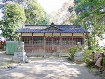 白堤神社(しろとりじんじゃ)の画像1