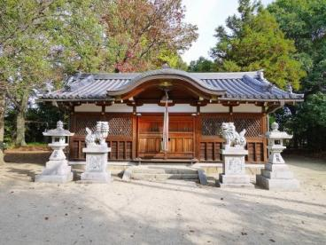 山邊御縣神社(やまべのみあがたにますじんじゃ)の画像1