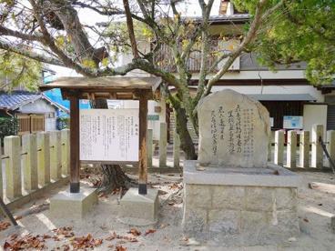 山邊御縣神社(やまべのみあがたにますじんじゃ)の画像2