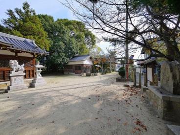 山邊御縣神社(やまべのみあがたにますじんじゃ)の画像3