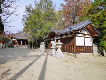 山邊御縣神社(やまべのみあがたにますじんじゃ)の画像4