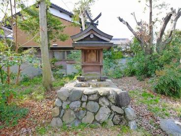 春日大社(西井戸堂町)の画像1