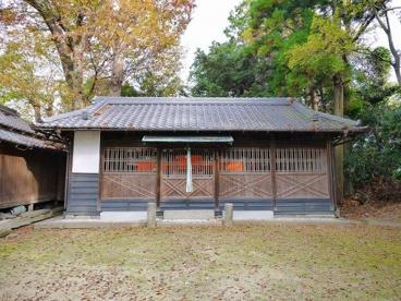 愛宕神社(合場町)の画像1