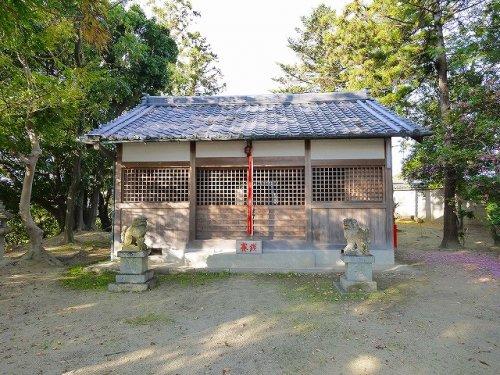 倭恩智神社(海知町)の画像