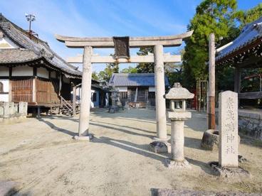 素盞男神社(武蔵町)の画像1