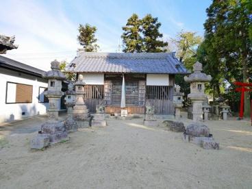 素盞男神社(武蔵町)の画像2