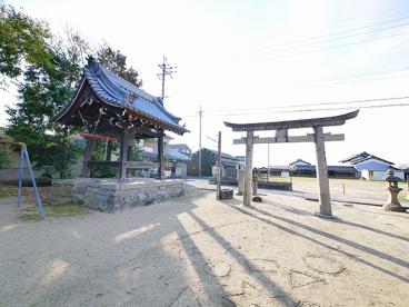 素盞男神社(武蔵町)の画像3