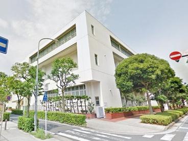 横浜市立港中学校の画像1
