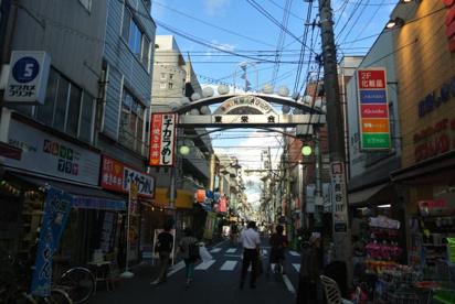 新丸子駅東口・東栄会の画像1