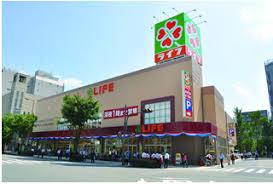 ライフ 大国町店の画像1