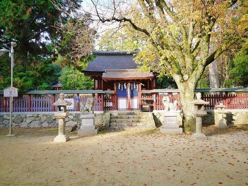 八幡神社(西大寺芝町)の画像