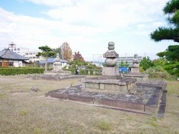 叡尊五輪塔(奈良県指定重要文化財 西大寺五輪塔)の画像4