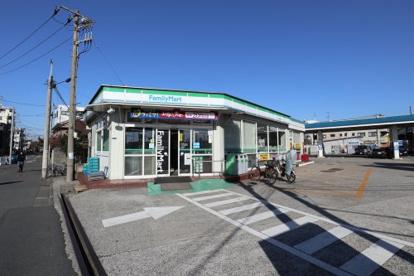 コンビニファミリーマート川崎昭和店1の画像1