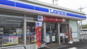 ローソン 東松山上唐子中央店