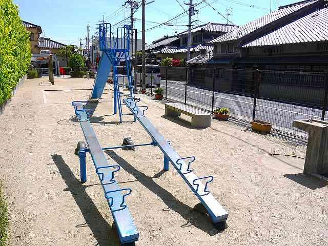 中辻町街区公園の画像