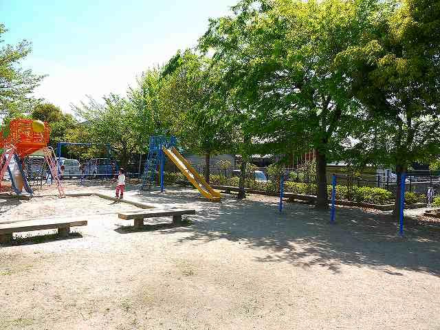 紀寺児童遊園の画像