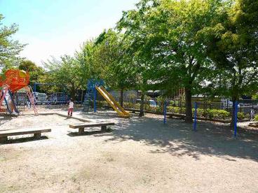 紀寺児童遊園の画像1