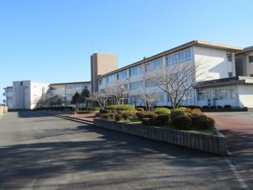 近江八幡市立八幡西中学校の画像1