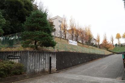 松が谷中学校の画像1