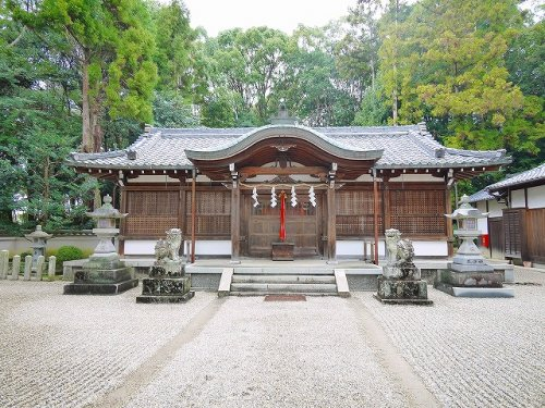 八所御霊神社(はっしょごりょうじんじゃ)の画像