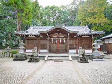 八所御霊神社(はっしょごりょうじんじゃ)の画像1