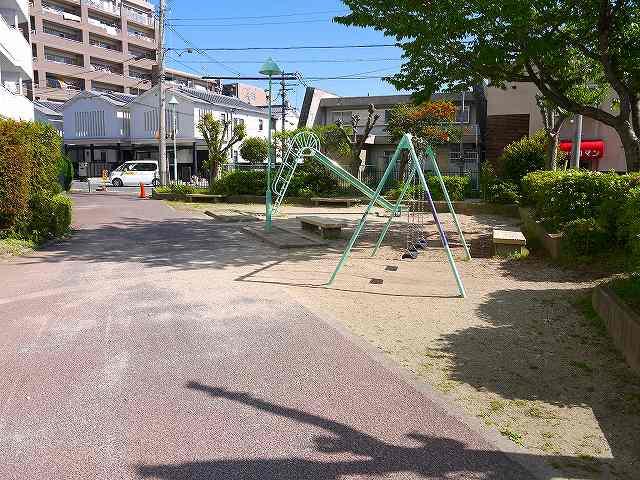 西木辻町街区公園の画像