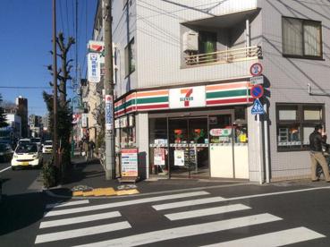 セブンイレブン 世田谷上野毛駅前店の画像1