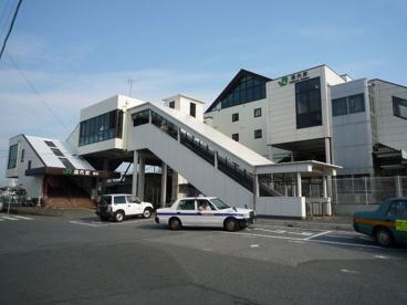 JR常磐線「藤代」駅の画像1